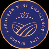 European Wine Challenge Bronze Medal