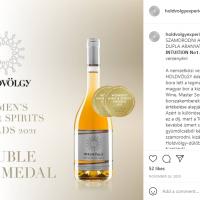 Women's Wine & Spirits Awards Winner Holdvolgy